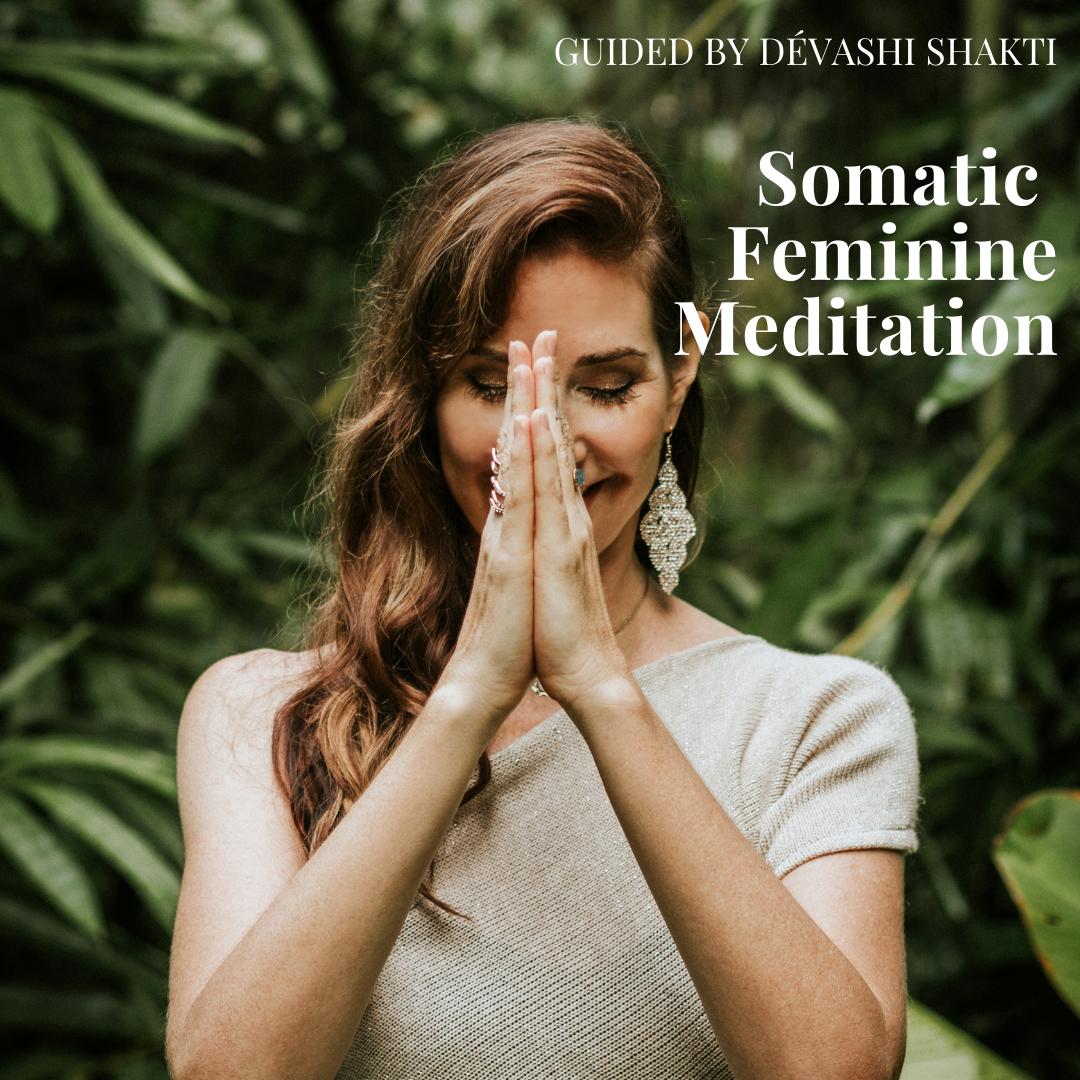 somatic meditation